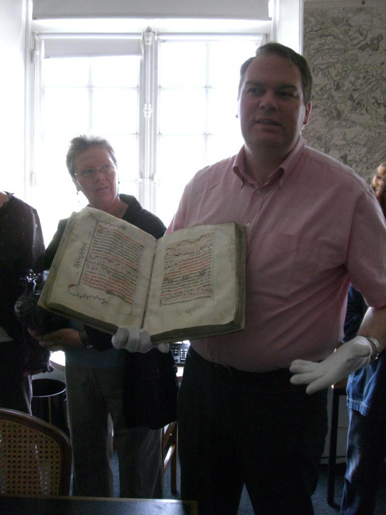 2008.06 le 12 ARRAS médiathèque avec Sorj Chalandon (19)