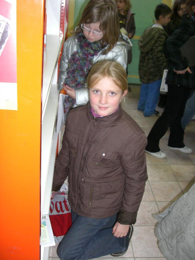 2008.11 le 18 Enfants de l'Ecole à la Bibi le mardi (10)