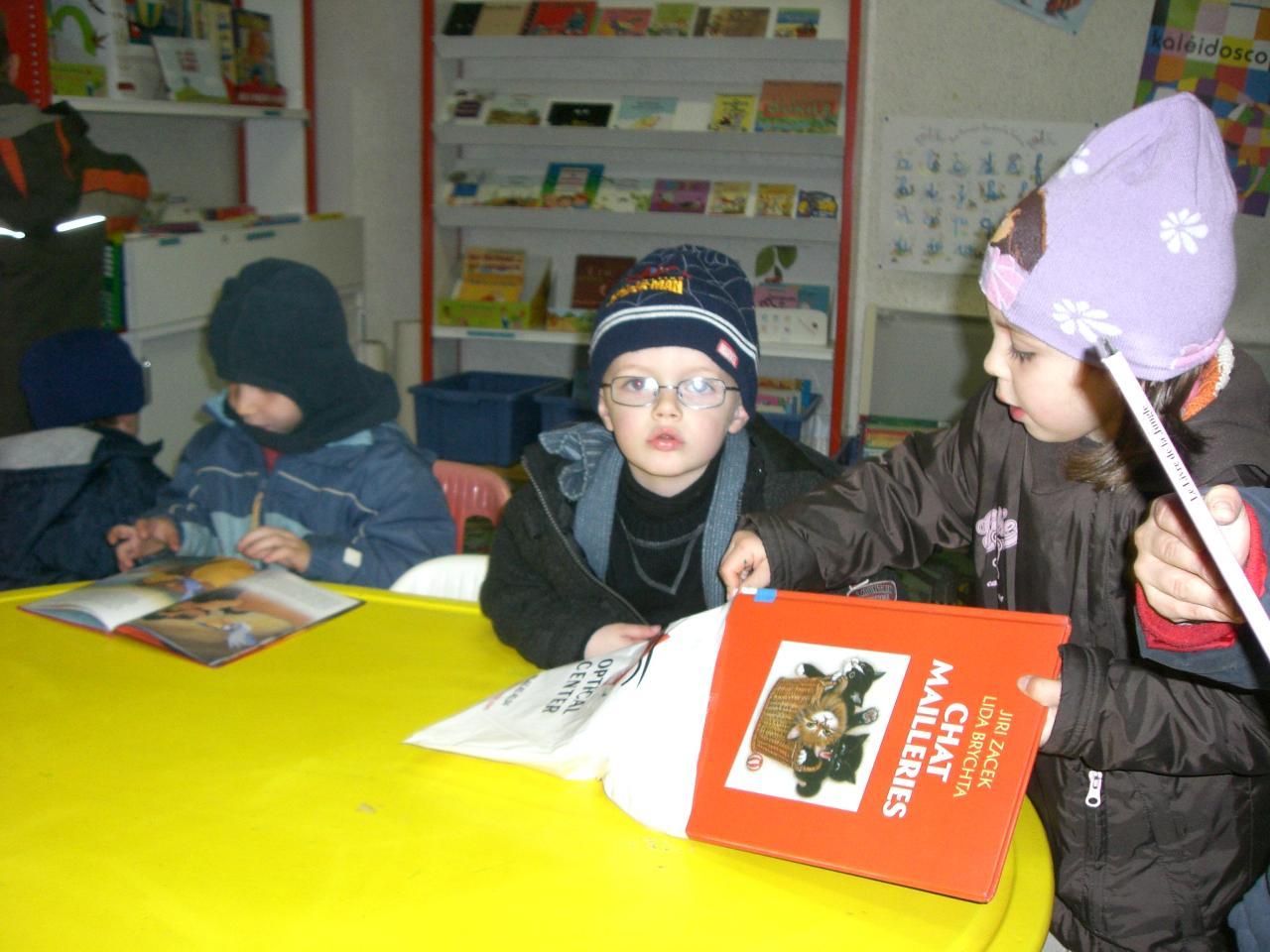 2008.11 le 18 Enfants de l'Ecole à la Bibi le mardi (12)