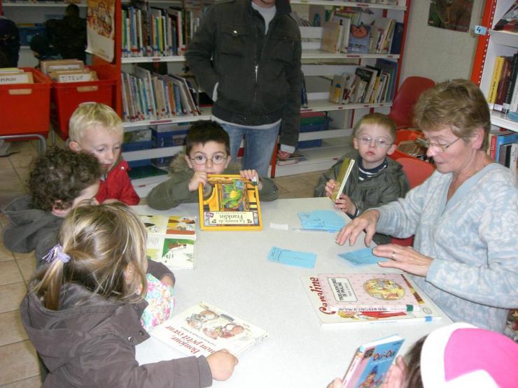 2008.11 le 18 Enfants de l'Ecole à la Bibi le mardi (13)