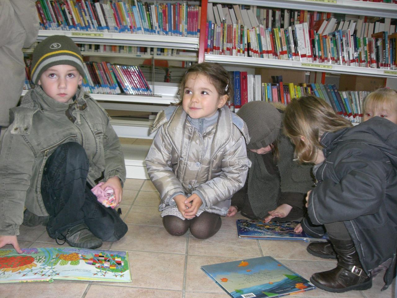 2008.11 le 18 Enfants de l'Ecole à la Bibi le mardi (14)