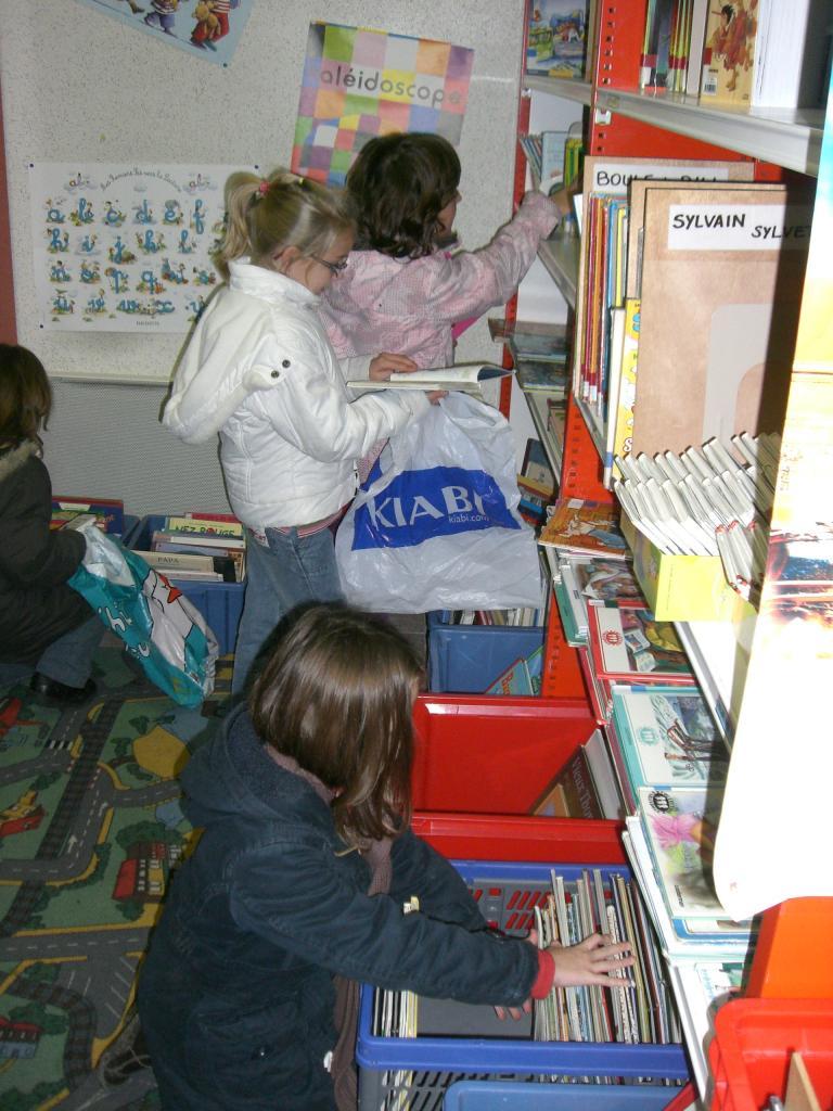 2008.11 le 18 Enfants de l'Ecole à la Bibi le mardi (19)