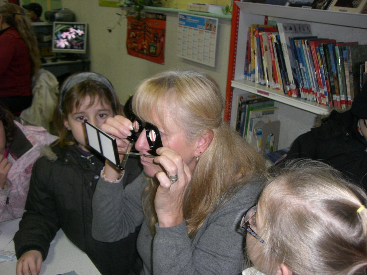 2008.11 le 18 Enfants de l'Ecole à la Bibi le mardi (2)