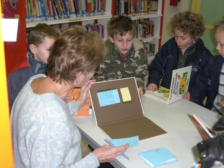 2008.11 le 18 Enfants de l'Ecole à la Bibi le mardi (20)