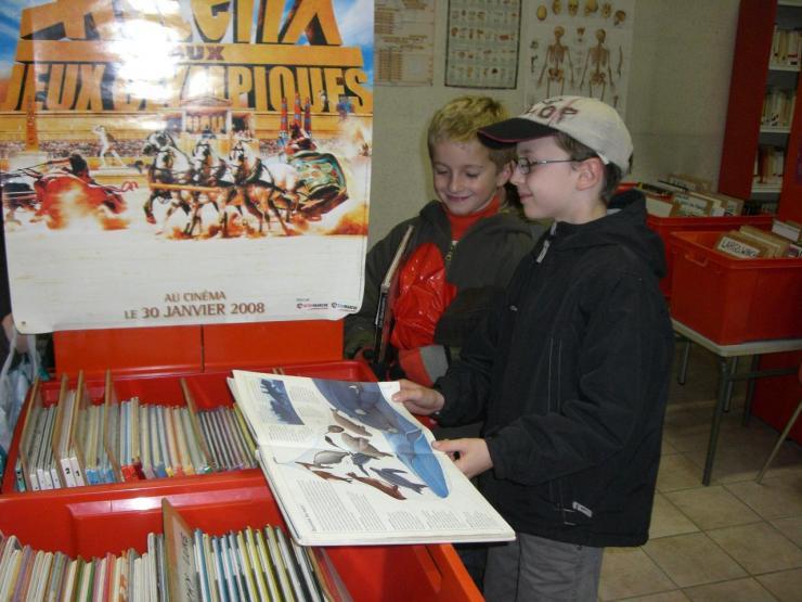 2008.11 le 18 Enfants de l'Ecole à la Bibi le mardi (21)