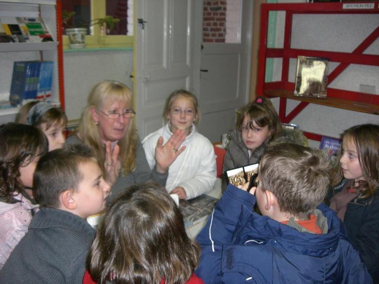 2008.11 le 18 Enfants de l'Ecole à la Bibi le mardi (22)