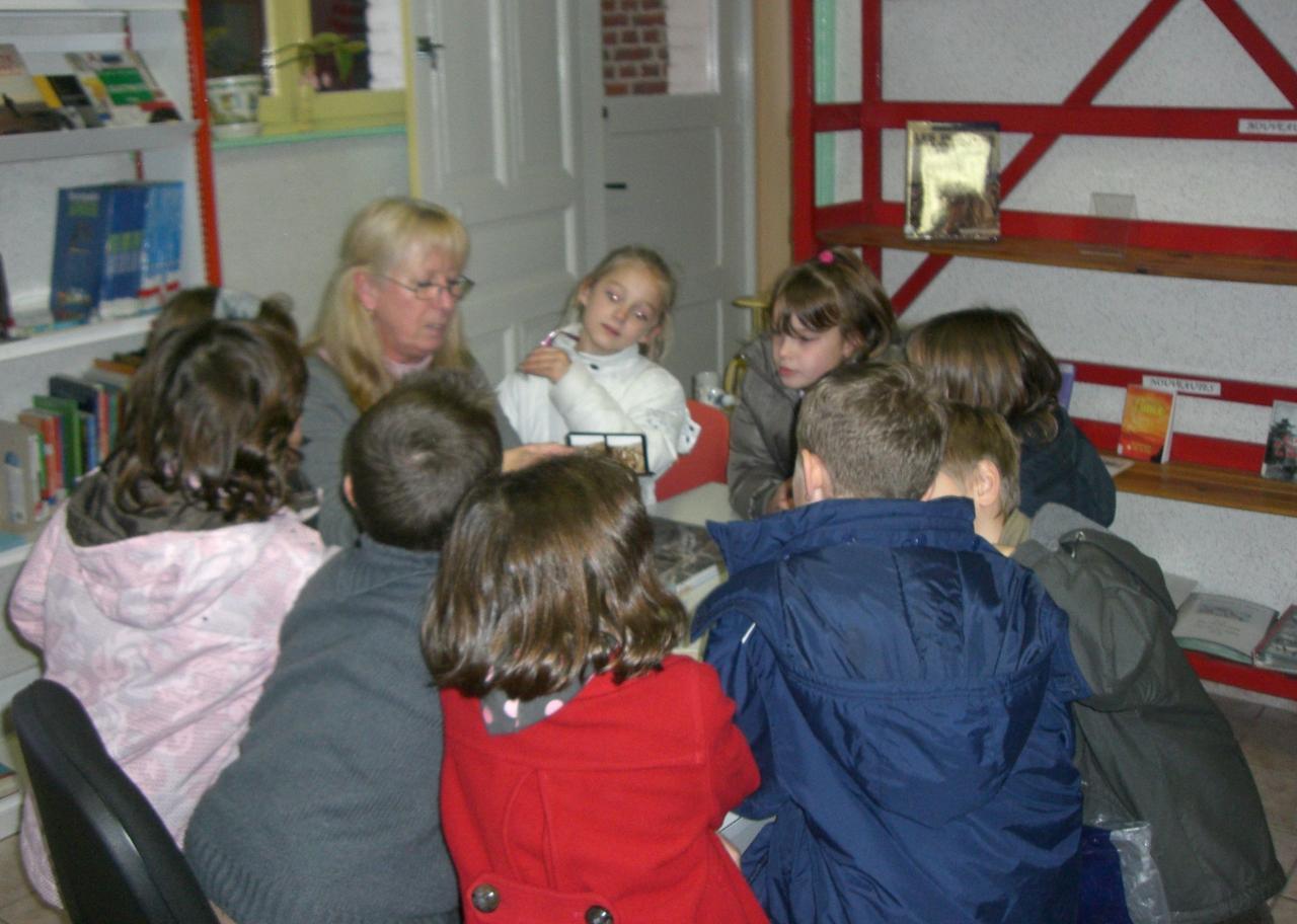 2008.11 le 18 Enfants de l'Ecole à la Bibi le mardi (23)