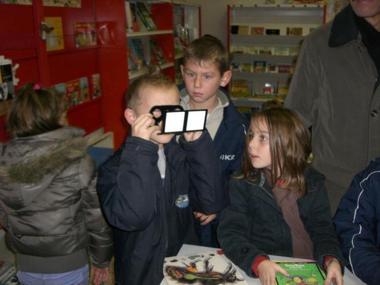 2008.11 le 18 Enfants de l'Ecole à la Bibi le mardi (3)