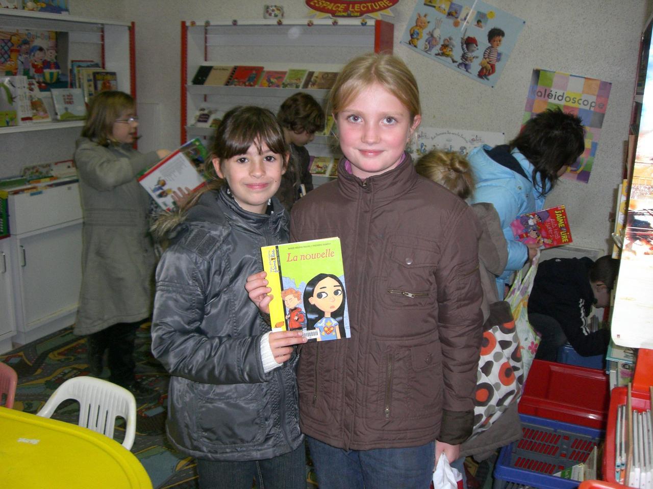 2008.11 le 18 Enfants de l'Ecole à la Bibi le mardi (7)