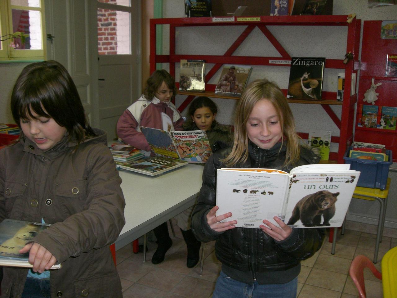 2008.11 le 18 Enfants de l'Ecole à la Bibi le mardi (8)