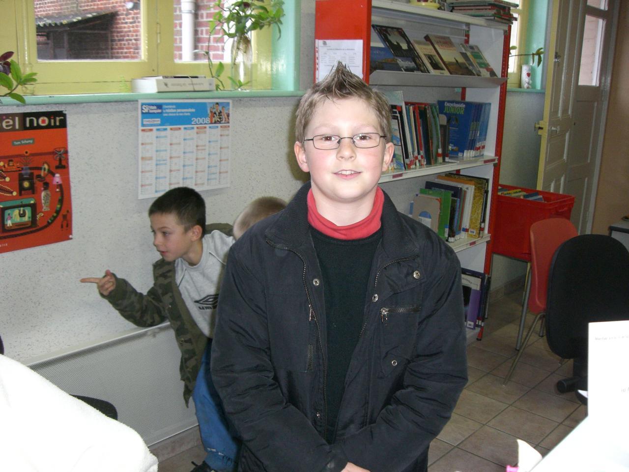 2008.11 le 18 Enfants de l'Ecole à la Bibi le mardi (9)