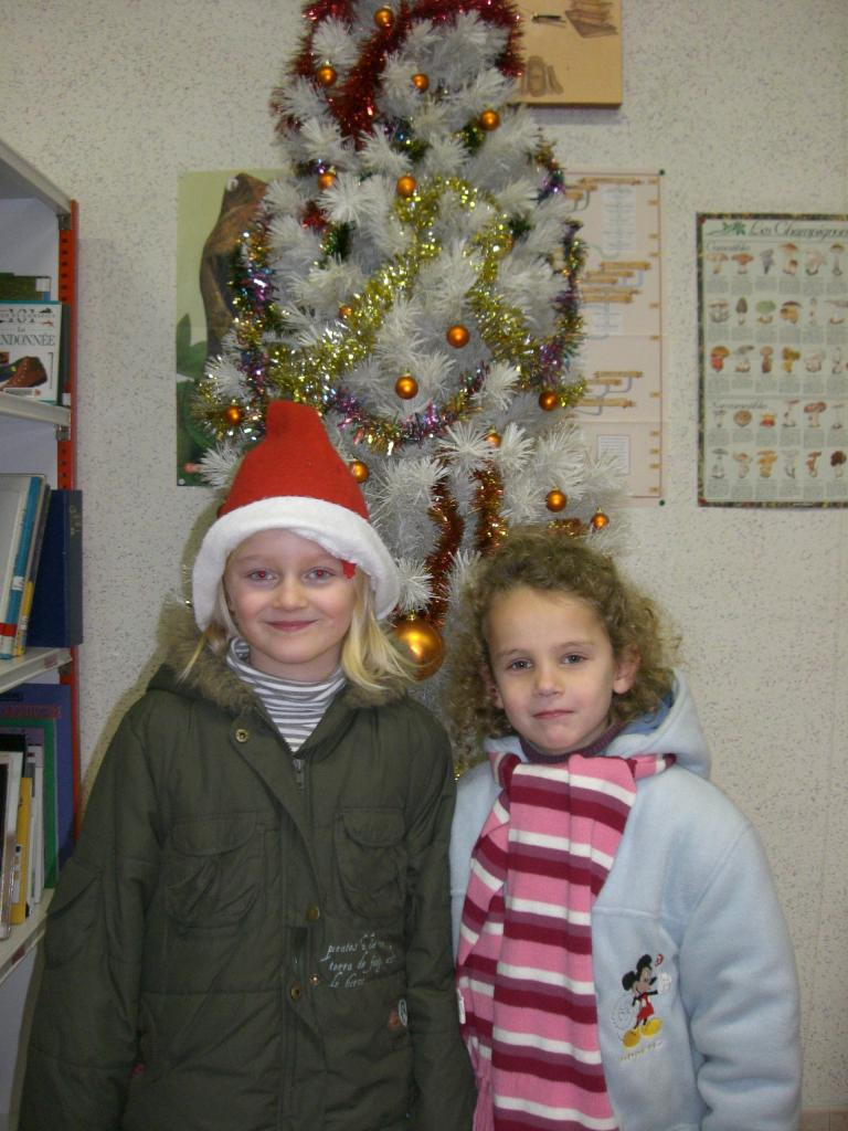 2008.12. le 18  enfants à la  bib (2)