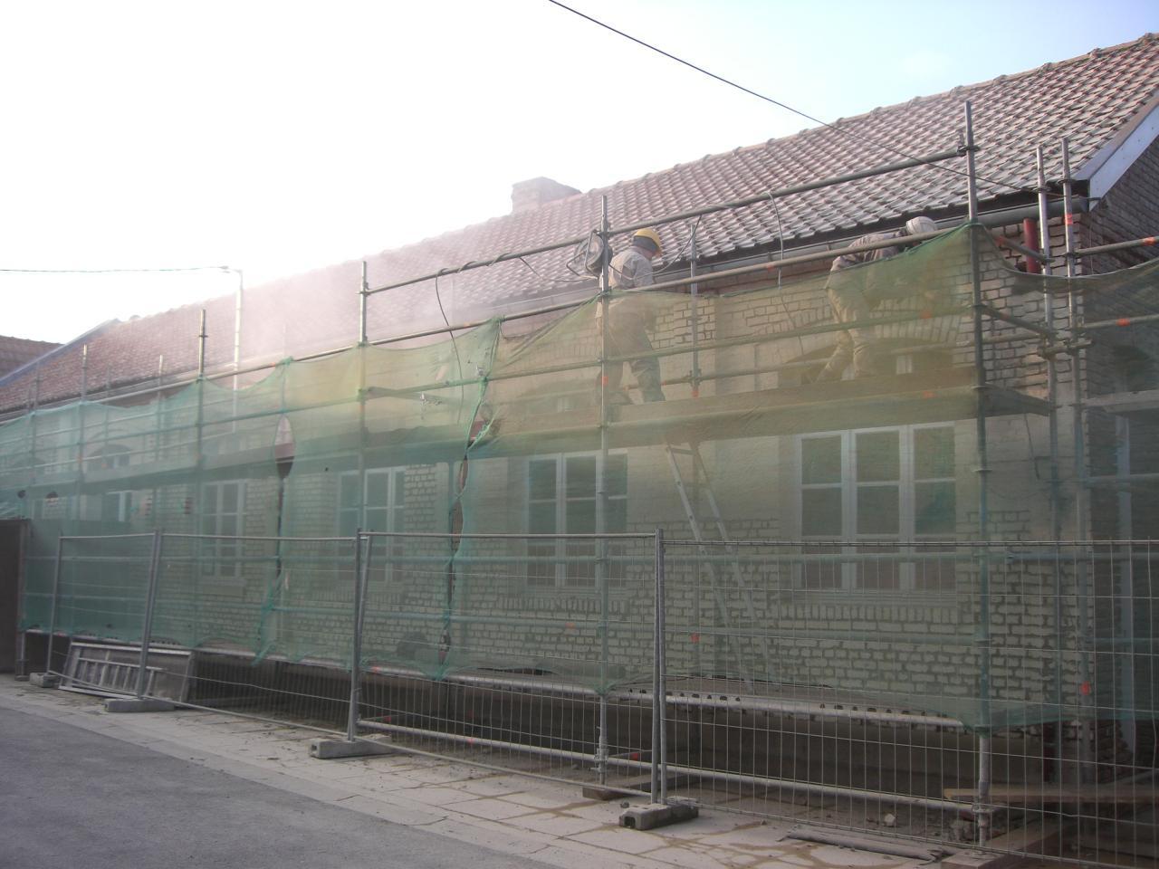 2009.02 le 19 Travaux façade bib (2)