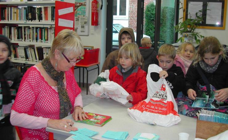2011.12 le 13 bibliothécaires à Nöel (2)