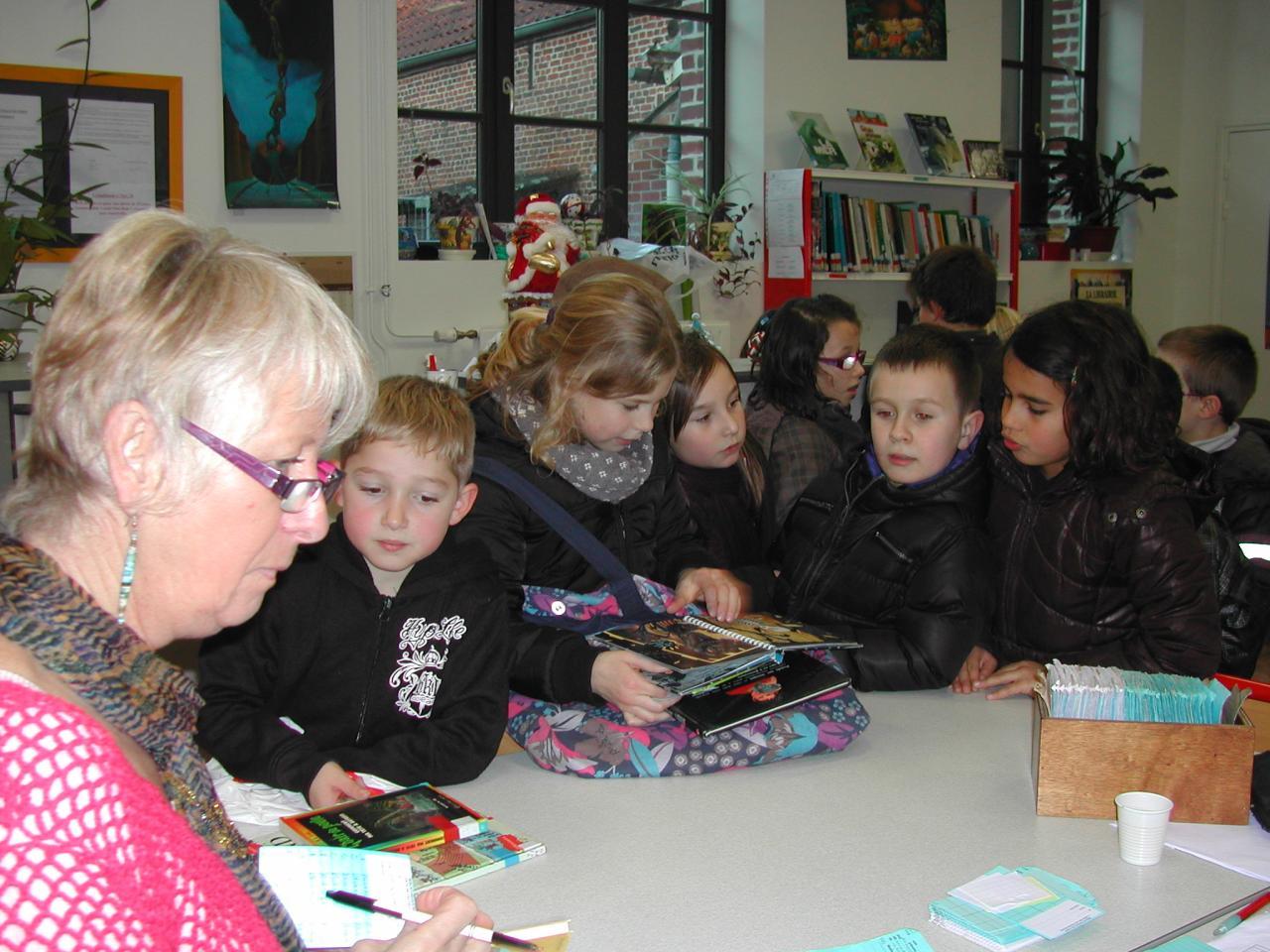 2011.12 le 13 bibliothécaires à Nöel (4)