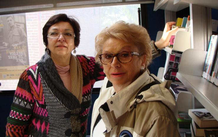 Michèle & Jacqueline