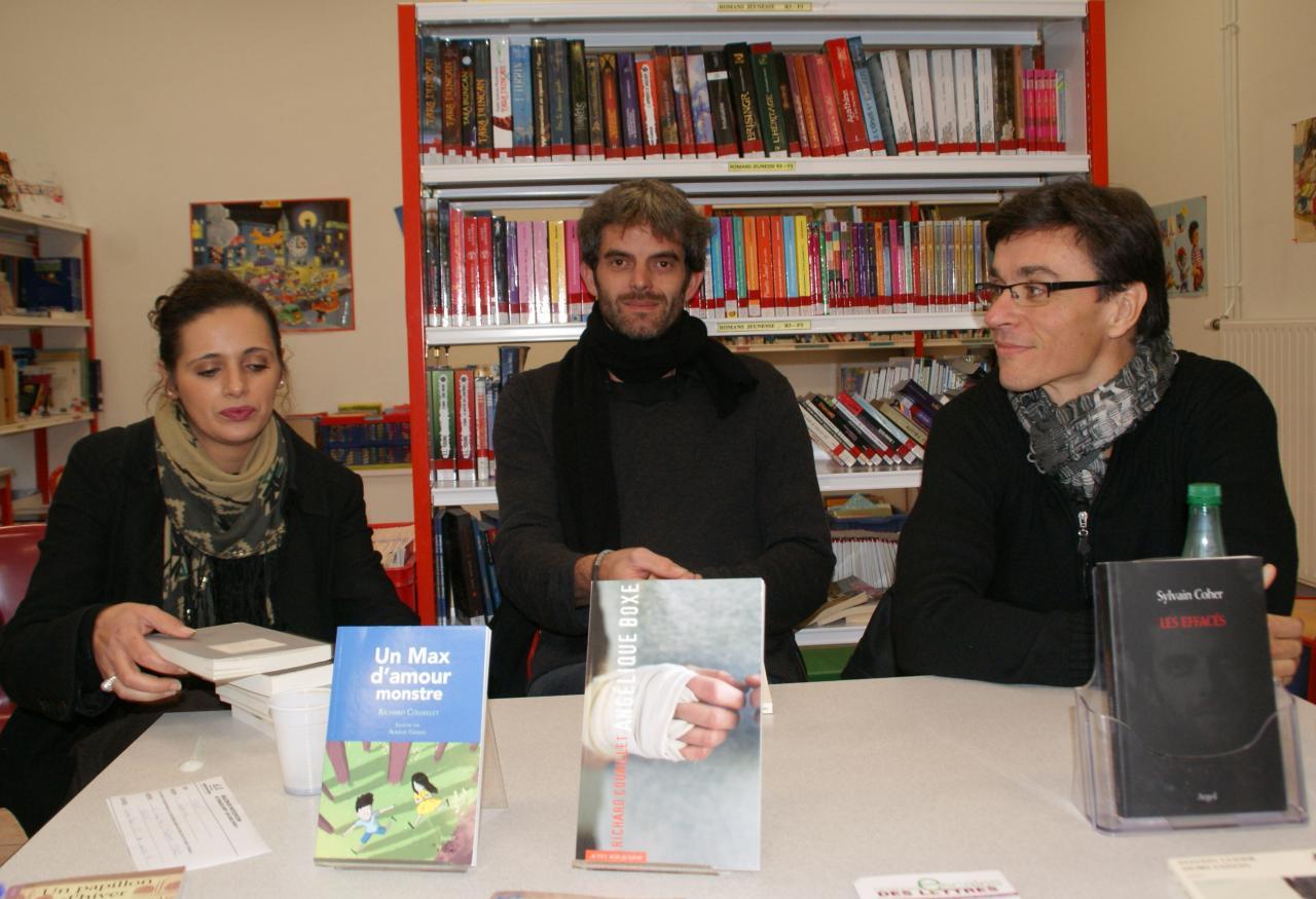 Les Auteurs Sylvain et Richard