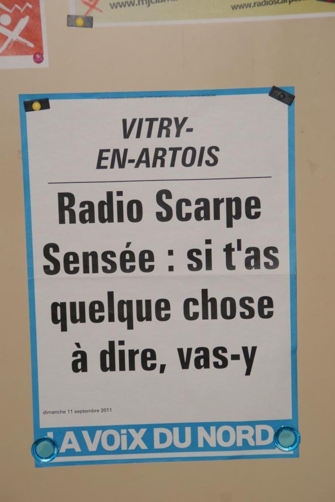 Slogan de la Radio