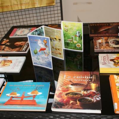 """2013 Novembre - L'exposition """"A table, la santé au menu"""""""
