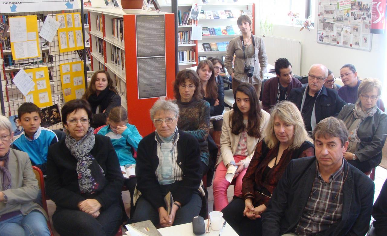 2014.04 le 19 Escales des lettres à FERIN (24)