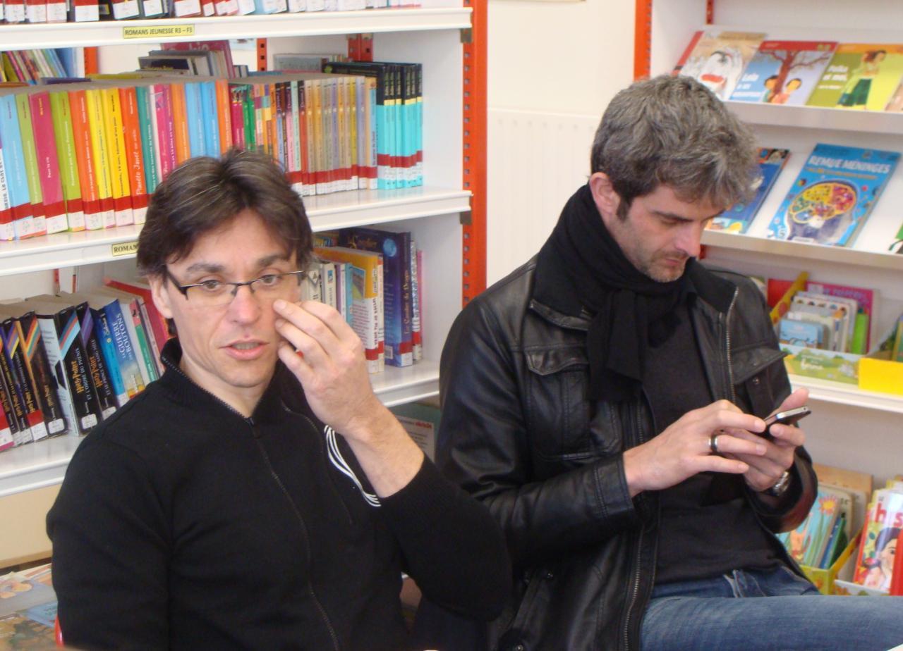 Richard et Sylvain