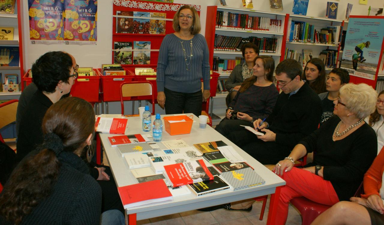 2015.10 le 17 Café littéraire à FERIN (112)