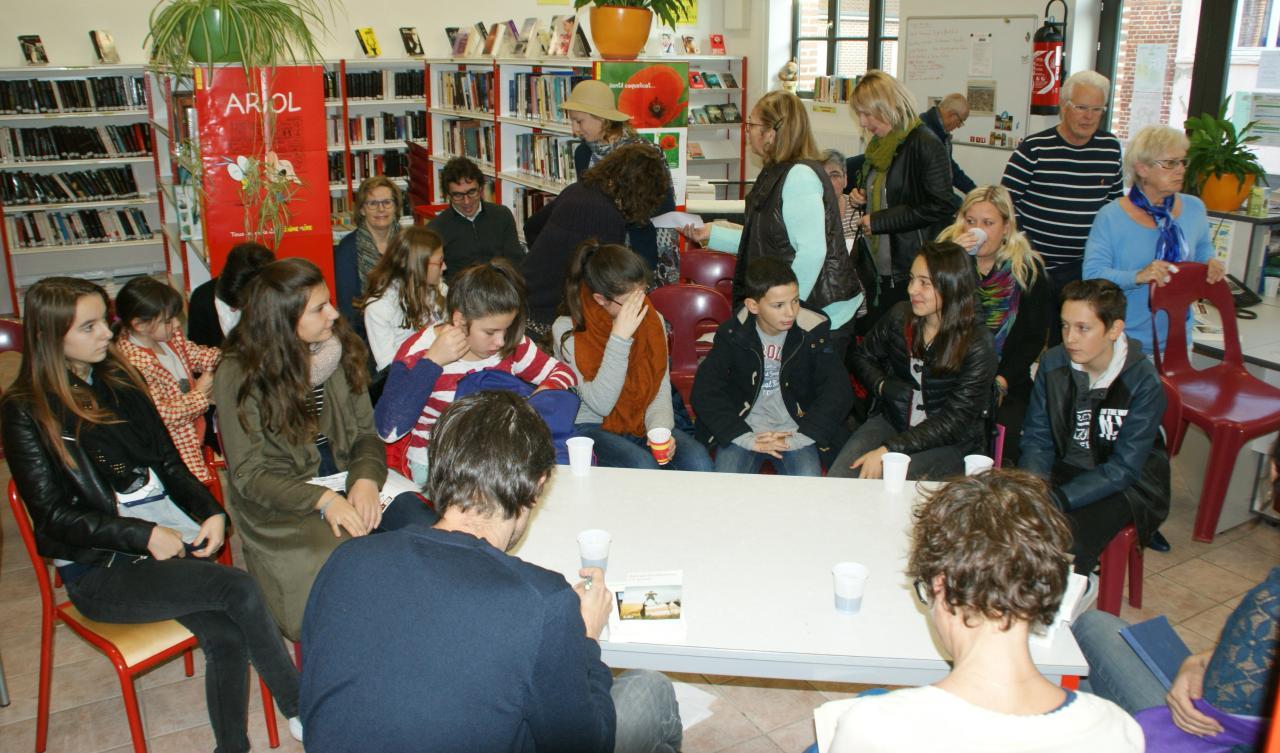 2016.10 le 15 Café littéraire  (6)