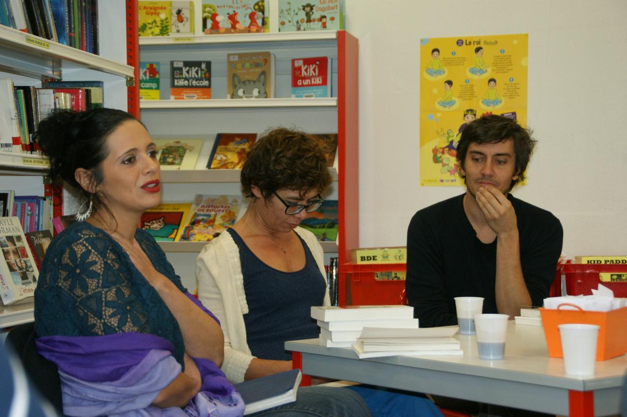 2016.10 le 15 Café littéraire  (8)