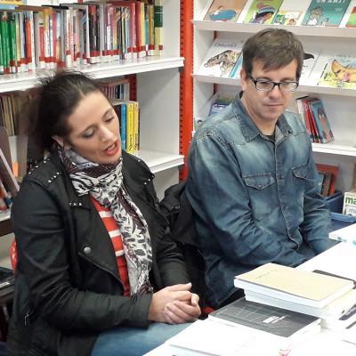 2017 Octobre - Café littéraire