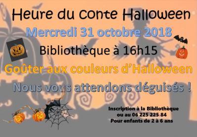 Conte halloween