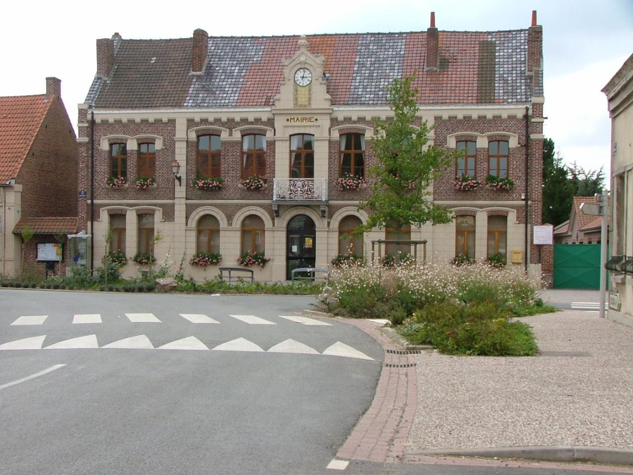 La Mairie de FERIN