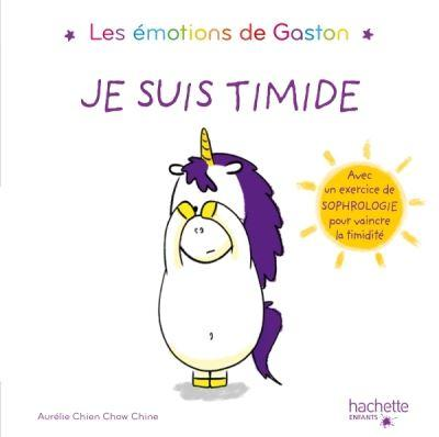 Les emotions de gaston je suis timide