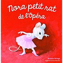 Nora petit rat de l opera 1
