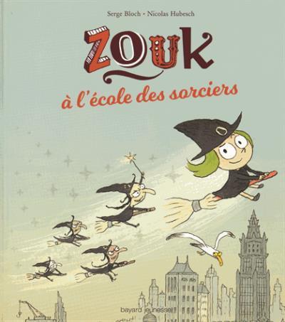 Zouk a l ecole des sorciers